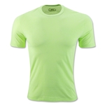 Under Armour Charged Cotton Crew T-Shirt (Green)