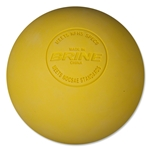Brine NOCSAE/NFHS Case of Balls (Yellow)