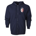 LOSC Lille We Are Full Zip Hoody (Navy)