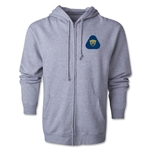 Pumas UNAM Core Hooded Fleece (Gray)