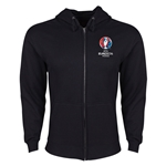 UEFA Euro 2016 Core Hoody Jacket (Black)