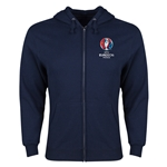 UEFA Euro 2016 Core Hoody Jacket (Navy)