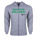 Northern Ireland Euro 2016 Core Hoody Jacket (Grey)