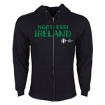 Northern Ireland Euro 2016 Core Hoody Jacket (Black)