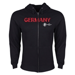 Germany Euro 2016 Core Hoody Jacket (Black)