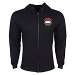 Hungary Euro 2016 Fashion Hoody Jacket (Black)