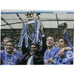 ICONS Jose Mourinho Signed Chelsea Photo Premier League Winners