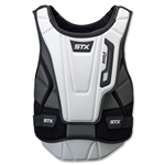 STX Shield Pro Chest Protector (Wh/Bk)