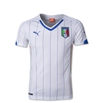 Italy 14/15 Youth Away Soccer Jersey