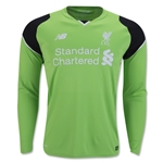 Liverpool 16/17 LS Keeper Jersey