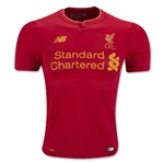 Liverpool 16/17 Authentic Home Soccer Jersey