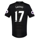 Liverpool 16/17 SAKHO Away Soccer Jersey