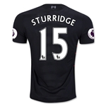 Liverpool 16/17 STURRIDGE Away Soccer Jersey