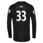 Liverpool 16/17 IBE LS Away Soccer Jersey