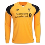 Liverpool 16/17 LS Away Keeper Jersey