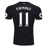 Liverpool 16/17 FIRMINO Authentic Away Soccer Jersey