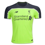 Liverpool 16/17 Authentic Third Soccer Jersey
