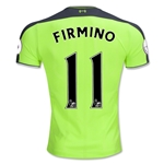 Liverpool 16/17 FIRMINO Authentic Third Soccer Jersey