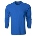 PUMA City Long Sleeve Blank T-Shirt (Royal)