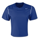 Nike Fast Break Game Lacrosse Jersey (Roy/Wht)