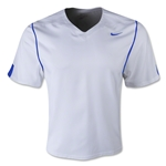 Nike Fast Break Game Lacrosse Jersey (Wh/Ro)