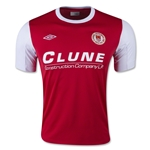 St. Patrick's Athletic 2015 Home Soccer Jersey
