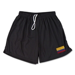 Colombia Team Soccer Shorts (Black)