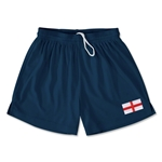 England Team Soccer Shorts (Navy)