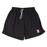 Italy Team Soccer Shorts (Black)