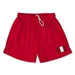 Peru Team Soccer Shorts (Red)