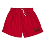 China Team Soccer Shorts (Red)