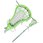 Maverik Twist Complete Lacrosse Stick (Lime)