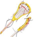 Maverik Twist Complete Lacrosse Stick (Yellow)