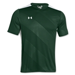 Under Armour Fixture Jersey (Dark Green/White)