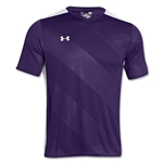 Under Armour Fixture Jersey (Purple/White)