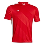 Under Armour Fixture Jersey (Red/White)