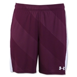 Under Armour Fixture Short (Maroon/Wht)
