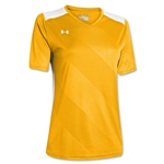 Under Armour Women's Fixture Jersey (Yl/Wh)