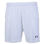 Under Armour Women's Fixture Short (White)