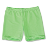 Neon Green 4 Compression Short (Neon Green)