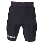 reusch CS Padded Goalkeeeper Short (Black)
