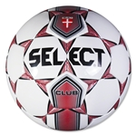 Select Club Ball (White/Red)