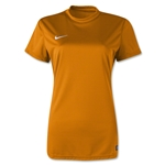 Nike Women's Tiempo II Jersey (Orange)