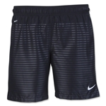 Nike Women's Max Graphic Short (Blk/Wht)