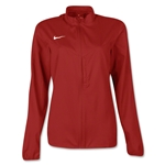 Nike Women's Team Performance Shield Jacket (Red)