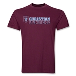 Aston Villa Benteke Player T-Shirt (Maroon)