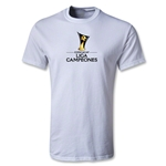 CONCACAF Champions League T-Shirt (Black)
