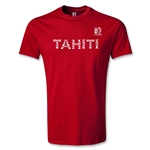 FIFA Confederations Cup 2013 Tahiti T-Shirt (Red)