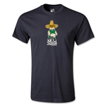 1970 FIFA World Cup Juanito Mascot T-Shirt (Black)