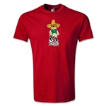 1970 FIFA World Cup Juanito Mascot T-Shirt (Red)